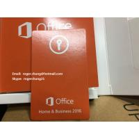 Fast delivery Microsoft Office 2016 Home Business Product Key Cards free shipping