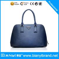 Wholesale Beautiful leather tote hand bags for lady from china suppliers