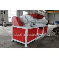 Wholesale Sharp Plastic Film Shredder 2 Motors Drive Low Speed Operation For Jumbo Bags from china suppliers