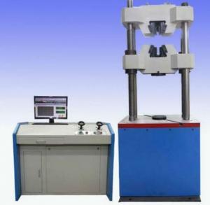 China steel tensile testing machine on sale