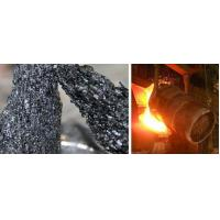 China 99SiC Black Silicon Carbide Steel additive for Steel Industry on sale