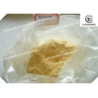 Buy cheap Trenbolone Acetate Oral Anabolic Steroids Raw Powder CAS 10161-34-9 from Wholesalers