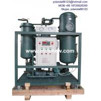Wholesale Emulsified Turbine Oil Filtration System | SteamTurbine Oil Treatment Plant | Turbine Oil Purification from china suppliers
