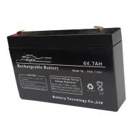 Wholesale 6v 7ah AGM Lead Acid Battery For Solar & Wind Power Generation Systems from china suppliers