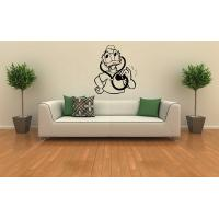 Wholesale available non-toxic Easy to use living room wall stickers from china suppliers
