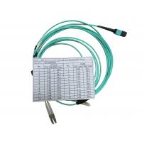 Wholesale OPTOSTAR Fiber Optical Patch Cord Multi Cores Fiber Cable with One MPO Connector from china suppliers