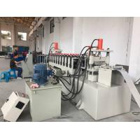 Wholesale 12 Stations PLC Control Cable Tray Cover Roll Forming Machine 10-15m/min from china suppliers
