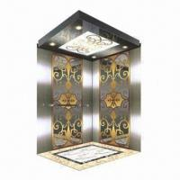China Passenger Elevator with Energy-saving VVVF Control and Door Operator System on sale