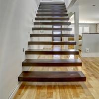 Wholesale floating stair / Glass Staircase / Build Floating Staircase from china suppliers