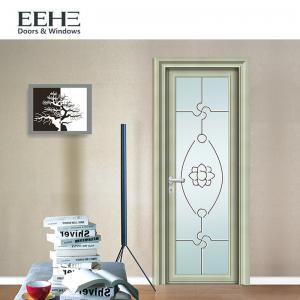Buy cheap European Standard Toilet Aluminium Swing Door , Soundproof Grey Aluminium French from wholesalers