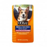 Recyclable Bottom Gusset Bags Retort Pouch Packaging for Dog Food