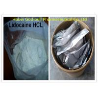 CAS 73-78-9 Lidocaine HCL Powder Regional Anesthetic For Local Pain Killer