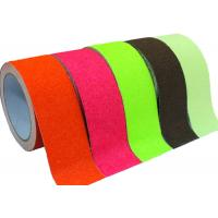Wholesale Durable Safety Grit Self Adhesive Non Slip Tape / Red Color Non Slip Grip Tape from china suppliers