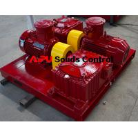 China Aipu oilfield solids control mud agitators for well drilling mud process on sale