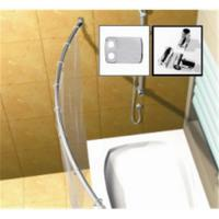 Buy cheap Curved shower Rod from Wholesalers