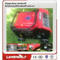 Buy cheap Chinee made model JT5500is 5Kva Single-Phase Electric start gasoline generator from Wholesalers