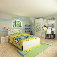 Wholesale E0 Grade Kids'/Children's Bedroom/Wooden Furniture/Home Product with Wardrobe, Desk, Chair from china suppliers