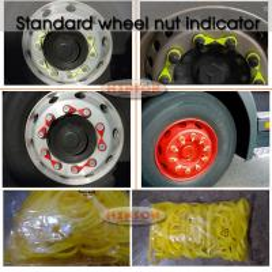 32mm PE fleet safety product/ug nut indicator