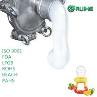 China manufacture High Hardness Food Grade Liquid Silicone Rubber Easy Processing Performance good price