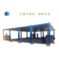 Wholesale Fireproof Flat Pack Office Buildings , Flat Pack 20 Ft Shipping Container Home from china suppliers