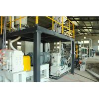 Wholesale 250 - 450kw PMMA HIPS ABS Sheet Extrusion Line For Bathtub Sanitary Tubes from china suppliers