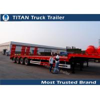 Wholesale Commercial Low Bed Trailer from china suppliers