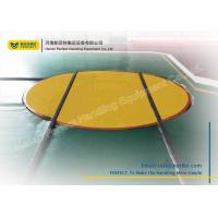 Wholesale Electric Material Handling Turntable / Manual Pallet Turntable Well - Balanced from china suppliers