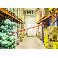 Wholesale Customized Fresh Keeping Quick Frozen Cold Room Panel For Commercial Supermarket Use from china suppliers
