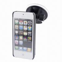 Wholesale 360 Degrees Rotating Car Phone Holder for iPhone 5, hot and elegant design on car windshield from china suppliers