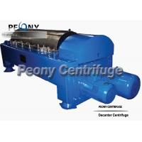 Wholesale Low Speed Automatic Balance Decanter Centrifuge For Waste Water from china suppliers