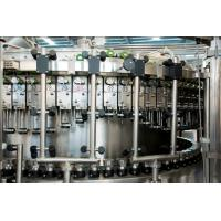 Buy cheap 15KW Glass Bottle Water Beverage Carbonated Filling Machine from Wholesalers