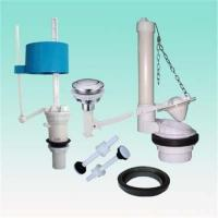 Toilet Tank Fittings Cistern Mechanism Adjustable Embeded Fill Valve With Fla