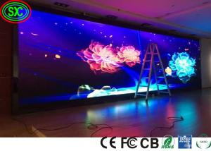 Wholesale SMD RGB Indoor/outdoor P3.91 pixel pitch led display screen for advertising curved/straight led video wall from china suppliers