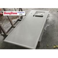 China Custom Marine Edge Countertop For Chemical Research Institute CE SGS Listed on sale