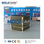 Wholesale Molatank Mobile Mini/Large Size PVC Flexible Round Fish Farming Aquarium Water Storage Tank from china suppliers
