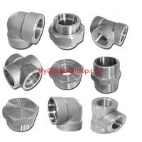 Wholesale ASTM A182 F44 180 degree threaded elbow from china suppliers