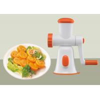 Buy cheap Non Electric Hand Crank Food Processor Fully Manual Operating Home-made Type from wholesalers
