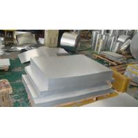Buy cheap Industrial Aluminum Sheet Metal Roll , Aluminum Roof Coil Width 400-1200mm from wholesalers