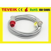 Buy cheap Mindray PM7000 IBP Cable,Round 6pin to BD adapter IBP cable from wholesalers