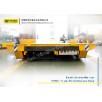 Wholesale Rail Bespoke Ramp Material Transfer Cart for In-plant Cargoes Handling from china suppliers