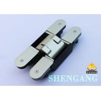 China Germany Easy 3 Way Invisible Door Hinges GB Zinc Alloy 17.5mm Gap TECTUS 340 3D on sale