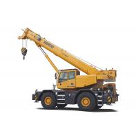 Wholesale 50 ton Oil Fields Rough Terrain Crane from china suppliers