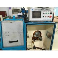 Buy cheap 3KW Super Small Wire Drawing Machine 1370*1200*1740 Steel Plate Welded Frame from wholesalers