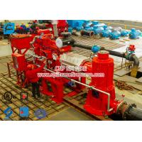 Wholesale Firefighting 2 Stage Diesel Driven Vertical Turbine Fire Pump Sets 500 Usgpm from china suppliers