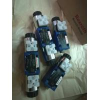 Wholesale Rexroth Directional spool valves, direct operated with solenoid actuation 4WE6HA6X/EG24N9K from china suppliers