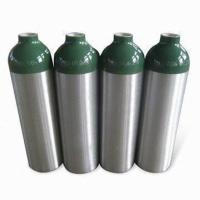 Wholesale GB5099 Alloy Steel Oxygen Gas Cylinder 40L Steel Oxygen Cylinders for O2 Gas Plants from china suppliers