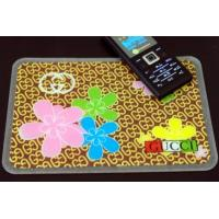 Wholesale Anti Fatigue PVC / PU Custom Printed Mats , Non Slip Phone Mat from china suppliers