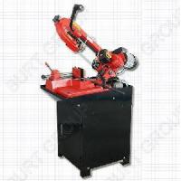 China 6 Metal Band Saw with Gear Drive Single Speed + Carbinet Stand With Cooling System(MCB150GC) on sale