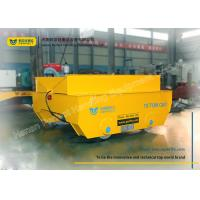 Wholesale Hydraulic lifting transfer car Portable Lifting Platform with pendant or remote controller from china suppliers