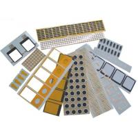 Wholesale Industrial Various Die Cut Plastic Adhesive Labels in Electronic Area from china suppliers